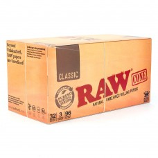 Raw Cone King Size (32 Packs X 3 Cones / Pack)