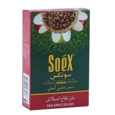 Soex Herbal Molasses 50g - Pan Apple Splash