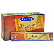 Incense - Nag Champa 15g Ajaro (Box of 12)