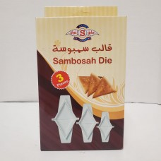 Plastic Sambousek Mold (Set of 3) - Triangle