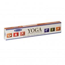 Incense - Nag Champa 15g Premium Yoga (Box of 12)