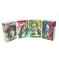 Plastic Push With Bob Marley Picture