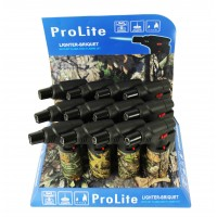Pro Lite Torch Lighter (12/Display)-Nature