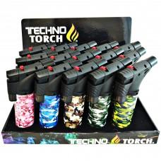Fancy Torch Lighters - Camo II
