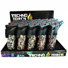 Fancy Torch Lighters - Hunting