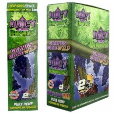 Hemp Wrap Juicy Jay's - Grapes Gone WILD