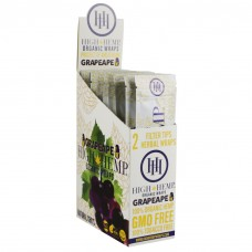 High Hemp Organic Hemp Wraps - Grape Ape
