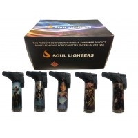 Soul Torch Lighter (15/Display) - Native