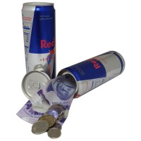 Red Bull 12 oz Stash Can