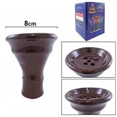 Sultana Glazed Medium Clay Bowl
