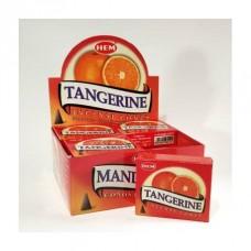 Hem Dhoop Cones - Tangerine  Incense
