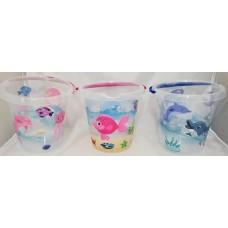 Large Bucket - Plastic (12L)