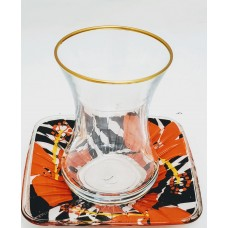 Cups & Saucers (12 Pcs) (135cc)