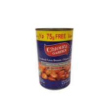 """Chtoura Garden Cooked Fava Beans """"Aleppo Recipe"""" (75 g Free) (24 x 475 g)"""