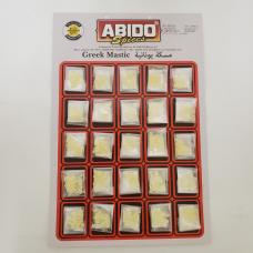 Abido Greek Mastic - 25 Packs