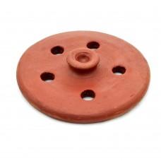 Grape Leaf Heavy Press - Clay (23 cm)