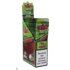 Hemp Wrap - Juicy Jay's - Red Storm (Cherry Pie) (25 Packs)