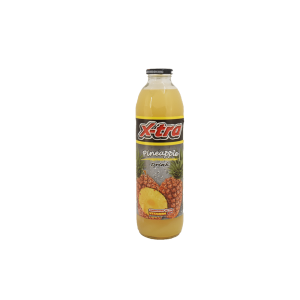 X-tra Pineapple Drink - Glass (24 x 250 ml)