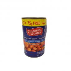 "Chtoura Garden Cooked Fava Beans ""Armenian Recipe"" (75 g Free) (24 x 475 g)"