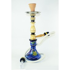 Medium Wood Hookah