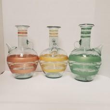 Glass Jug - Coloured