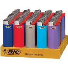 Bic Lighter - Large Solid (50/Display)