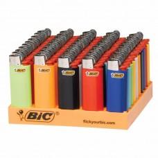 Bic Lighter - Mini Solid (50/Display)