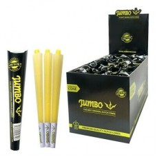 Rolling Paper - Jumbo Neon Cones King Size (32 Units)