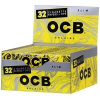 OCB Solaire Slim w/Tips