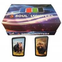 Soul Torch Lighter (20/Display) - Bear