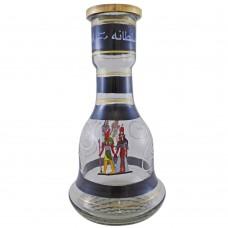 Sultana Glass Base Pharaoh/Cleopatra (size32)