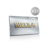 Rolling Paper - Rizla Silver (25 Units)