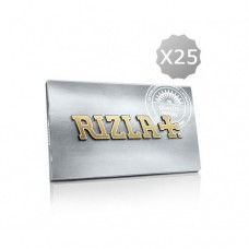 Rolling Paper - Rizla Silver (25 Units)