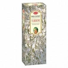 Incense - Hem Precious Tuberose (Box of 120 Sticks)