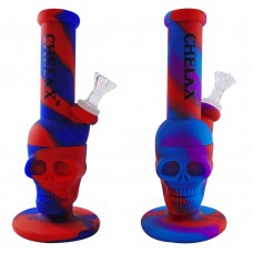 8.5 Inch Chelax Skull Silicone