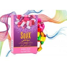 Soex Herbal Molasses 50g - Bubblegum