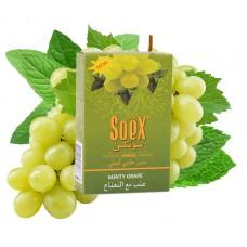 Soex Herbal Molasses 50g - Minty Grape