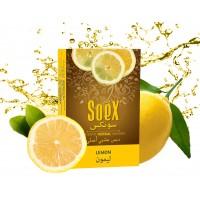 Soex Herbal Molasses 50g - Lemon
