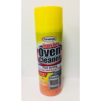 Oven Cleaner Stash Can