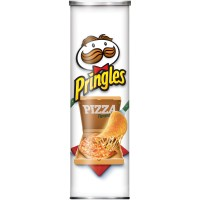 Pringles Pizza Flavored Stash Can