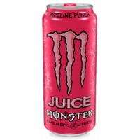 Monster Pink Stash Can