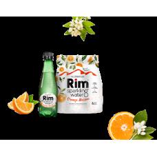 Rim Sparkling Water - Orange Blossom (6x330ml)